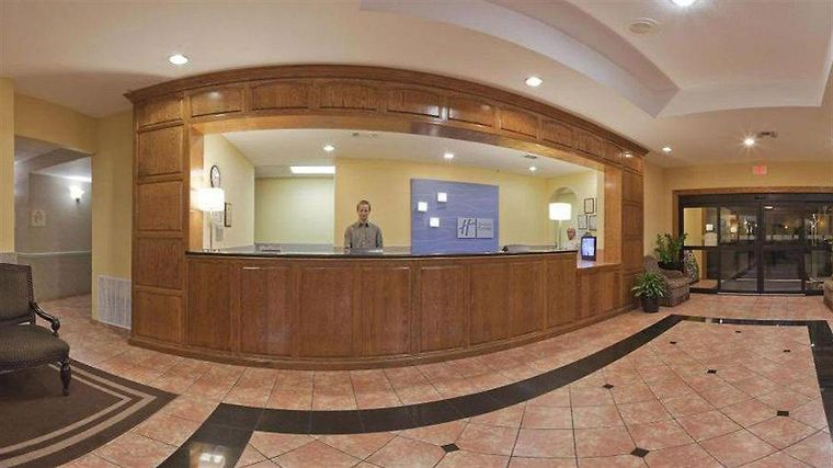 Holiday Inn Express Houston-Hobby Airport Interior