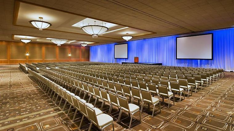 Westin Business Grand Ballroom - theatre setup