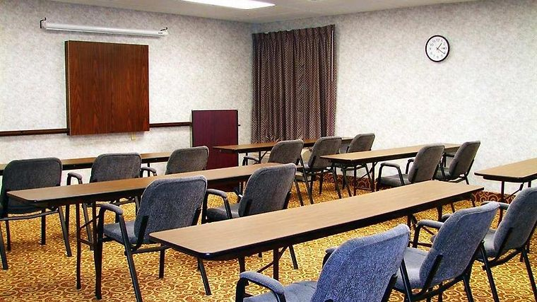Hampton Inn Niagara Falls Facilities Meeting Room