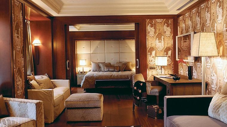 Majestic Hotel & Spa Room
