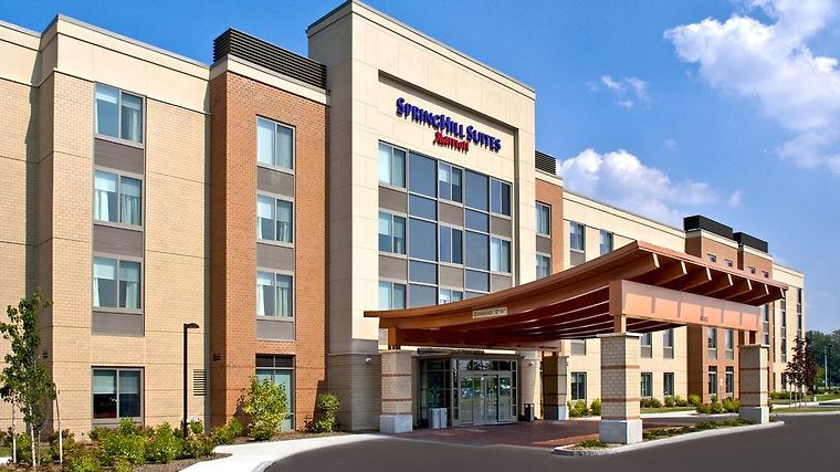 Springhill Suites Syracuse Carrier Circle Exterior Hotel information