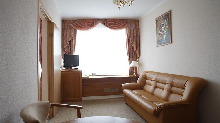 Astrus Moscow City Hotel Room