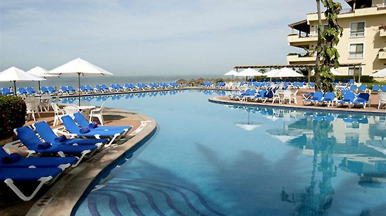 Velas Vallarta Suite Resort All Inclusive Facilities
