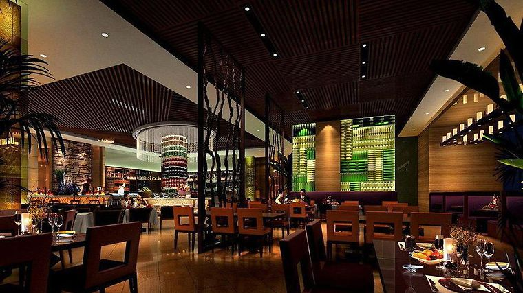Crowne Plaza Shenzhen Longgang City Centre Restaurant