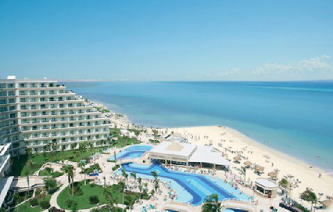 Riu Caribe - All Inclusive Facilities Riu Caribe Vista Aerea