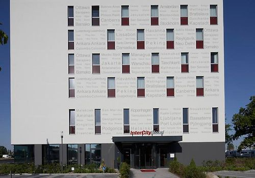 Intercityhotel Berlin-Brandenburg Airport Exterior