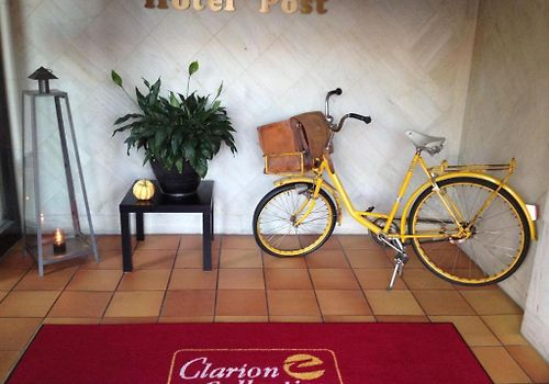 Clarion Collection Post Exterior Hotel information