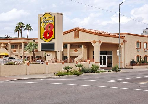 Super 8 Phoenix Downtown Exterior Hotel information