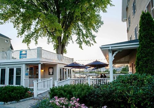 The Breakwater Inn And Spa Exterior Hotel information