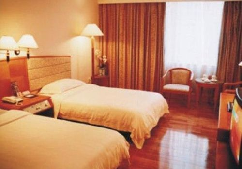 New Tianhe Hotel Room Guangdong New Tianhe Hotel