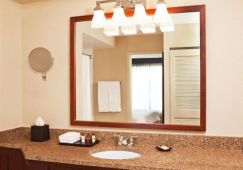 Sheraton Suites Galleria Atlanta Room Bathroom