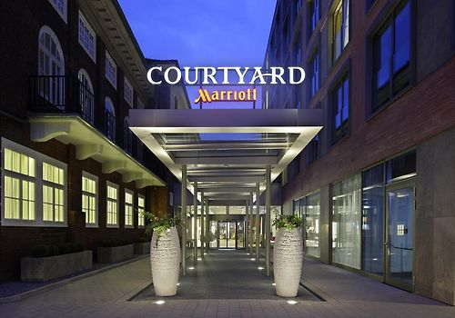 Courtyard By Marriott Bremen Exterior Hotel information