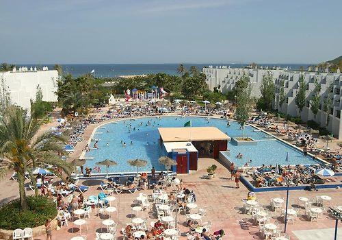 Fiesta Club Don Toni Facilities Hotel information