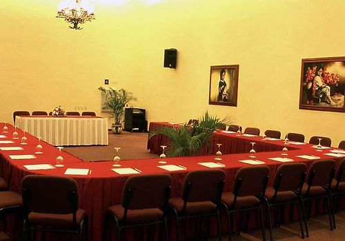 Occidental Grand Cozumel Facilities meeting room