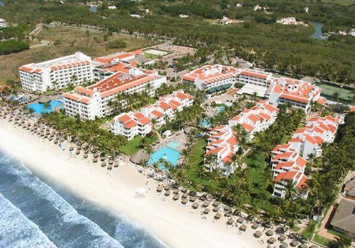 Marival Grand And Club Suites All Inclusive Exterior Aerial Photo