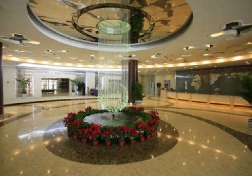 Ruihai International Business Hotel Interior lobby