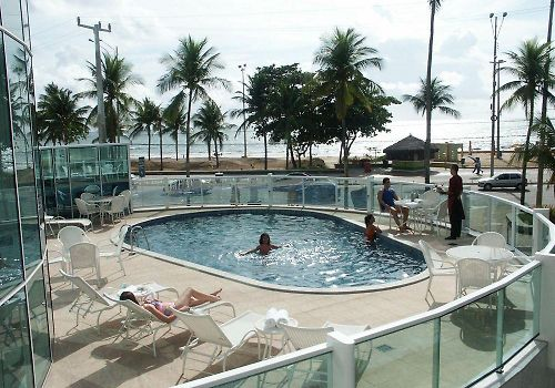 Beach Class Suites Recife Facilities