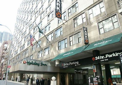 Holiday Inn New York City Exterior 外観