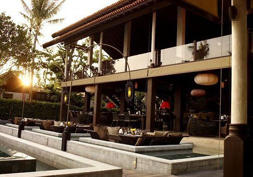 Langham Place Samui At Lamai Beach Exterior CHA Restaurant