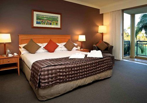 Mercure Gold Coast Resort Room