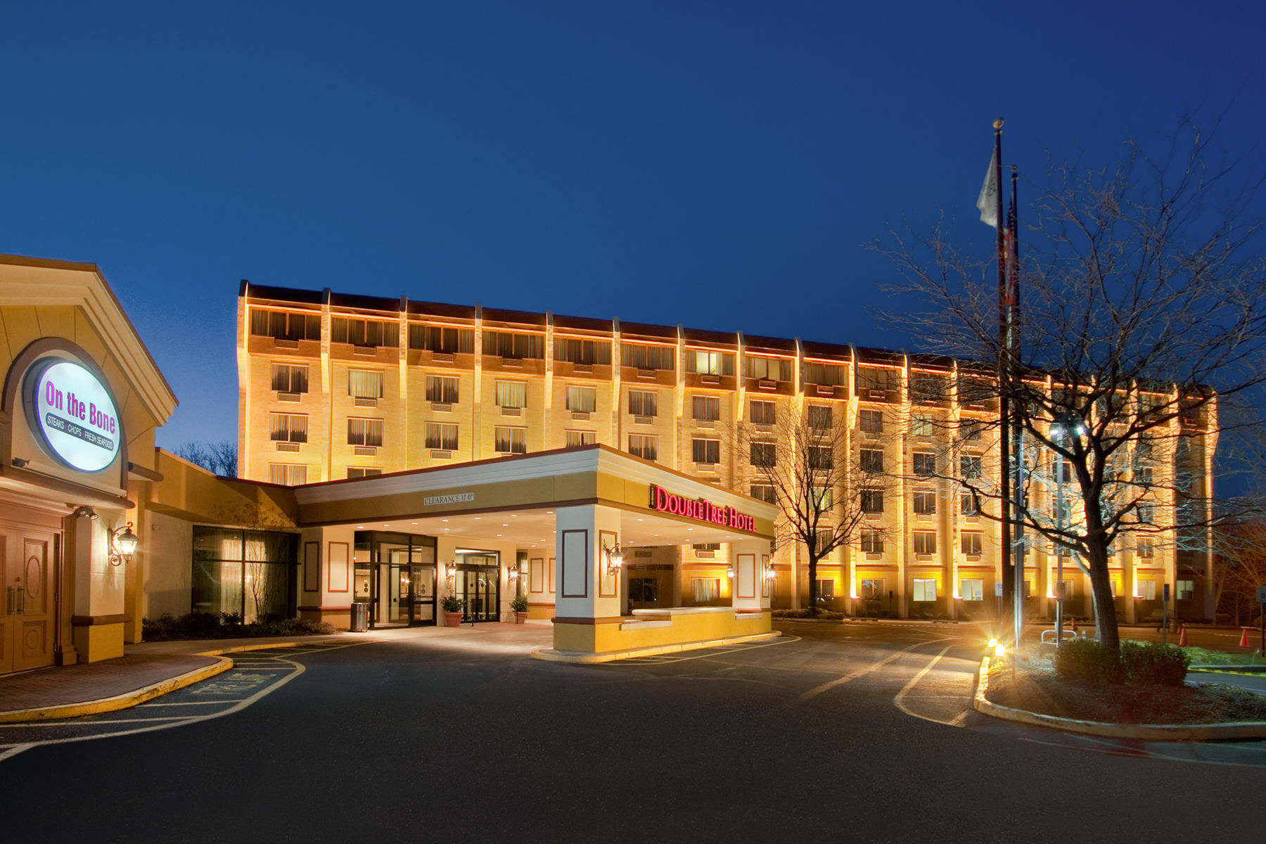 HOTEL DOUBLETREE BY HILTON PRINCETON, NJ 3* (United States) - from